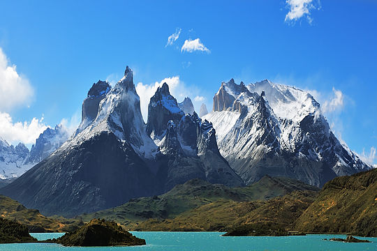 Chile Reisen: Torres del Paine Nationalpark