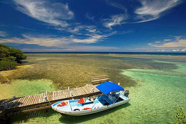 Belize: South Water Caye