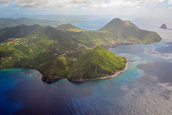 Island Hopping Martinique/Dominica/Guadeloupe